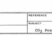 Henry Shaw and Edward E. David, Jr on %22CO2 Position Statement%22.