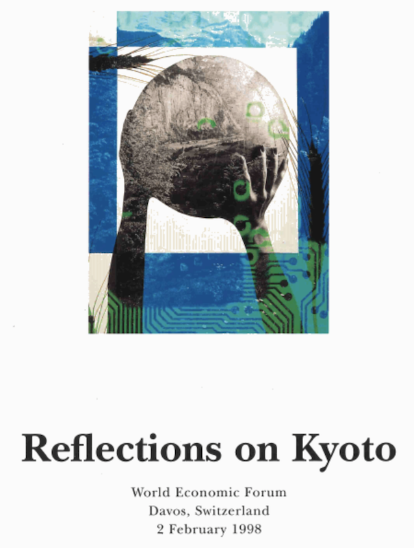 Reflections on Kyoto